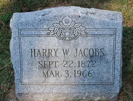 "JACOBS, HENRY WILLIAM ""HARRY"" - Juniata County, Pennsylvania | HENRY WILLIAM ""HARRY"" JACOBS - Pennsylvania Gravestone Photos"