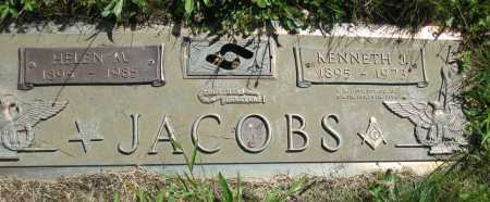 JACOBS, KENNETH J. - Juniata County, Pennsylvania | KENNETH J. JACOBS - Pennsylvania Gravestone Photos