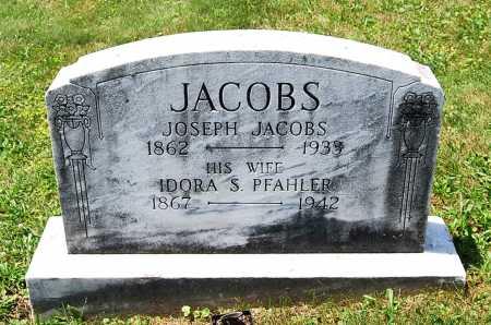 JACOBS, JOSEPH - Juniata County, Pennsylvania | JOSEPH JACOBS - Pennsylvania Gravestone Photos