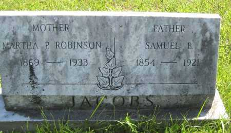 JACOBS, SAMUEL B. - Juniata County, Pennsylvania | SAMUEL B. JACOBS - Pennsylvania Gravestone Photos