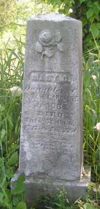 JACOBS, MARY C. - Juniata County, Pennsylvania | MARY C. JACOBS - Pennsylvania Gravestone Photos