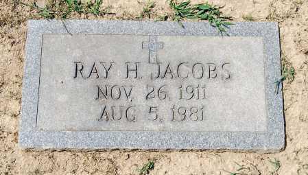 JACOBS, RAY H. - Juniata County, Pennsylvania | RAY H. JACOBS - Pennsylvania Gravestone Photos