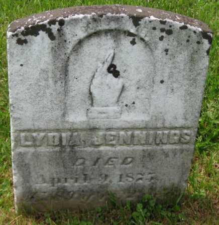 JENNINGS, LYDIA - Juniata County, Pennsylvania | LYDIA JENNINGS - Pennsylvania Gravestone Photos