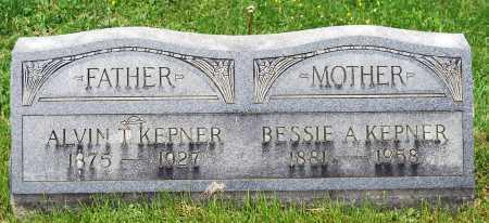 KEPNER, BESSIE A. - Juniata County, Pennsylvania | BESSIE A. KEPNER - Pennsylvania Gravestone Photos