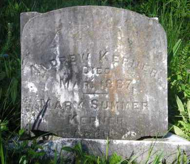 KEPNER, MARY - Juniata County, Pennsylvania   MARY KEPNER - Pennsylvania Gravestone Photos