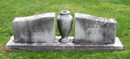KEPNER, BERTHA E. - Juniata County, Pennsylvania | BERTHA E. KEPNER - Pennsylvania Gravestone Photos