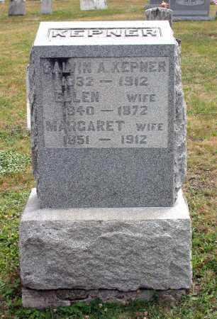 KEPNER, MARGARET - Juniata County, Pennsylvania | MARGARET KEPNER - Pennsylvania Gravestone Photos