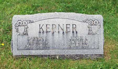 KEPNER, JESSIE L. - Juniata County, Pennsylvania | JESSIE L. KEPNER - Pennsylvania Gravestone Photos