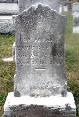 KEPNER, DAVID - Juniata County, Pennsylvania | DAVID KEPNER - Pennsylvania Gravestone Photos