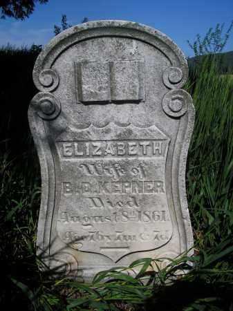KEPNER, ANNA ELIZABETH - Juniata County, Pennsylvania | ANNA ELIZABETH KEPNER - Pennsylvania Gravestone Photos