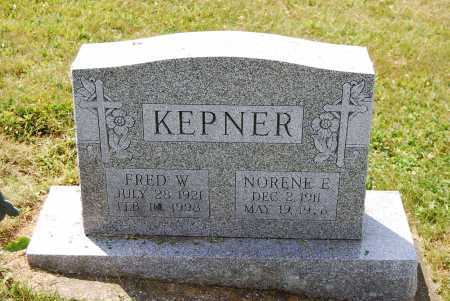 KEPNER, FRED W. - Juniata County, Pennsylvania | FRED W. KEPNER - Pennsylvania Gravestone Photos
