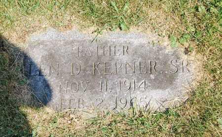 KEPNER, GLEN DAVID - Juniata County, Pennsylvania   GLEN DAVID KEPNER - Pennsylvania Gravestone Photos