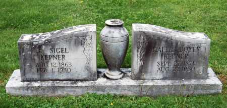 KEPNER, MARY HALLIE - Juniata County, Pennsylvania   MARY HALLIE KEPNER - Pennsylvania Gravestone Photos