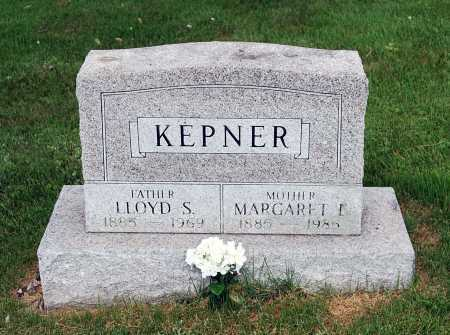 KEPNER, MARGARET E. - Juniata County, Pennsylvania | MARGARET E. KEPNER - Pennsylvania Gravestone Photos