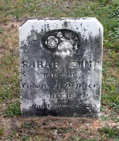 KEPNER, SARAH EMMA - Juniata County, Pennsylvania | SARAH EMMA KEPNER - Pennsylvania Gravestone Photos