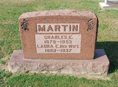 MARTIN, CHARLES E. - Juniata County, Pennsylvania | CHARLES E. MARTIN - Pennsylvania Gravestone Photos