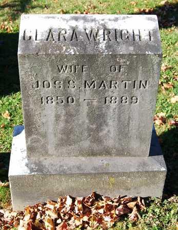 MARTIN, CLARA - Juniata County, Pennsylvania | CLARA MARTIN - Pennsylvania Gravestone Photos