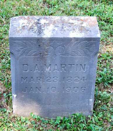 MARTIN, DAVID ANDERSON - Juniata County, Pennsylvania   DAVID ANDERSON MARTIN - Pennsylvania Gravestone Photos
