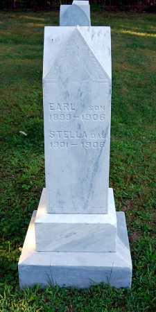 MARTIN, STELLA - Juniata County, Pennsylvania | STELLA MARTIN - Pennsylvania Gravestone Photos