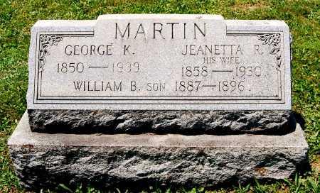 MARTIN, WILLIAM B. - Juniata County, Pennsylvania | WILLIAM B. MARTIN - Pennsylvania Gravestone Photos