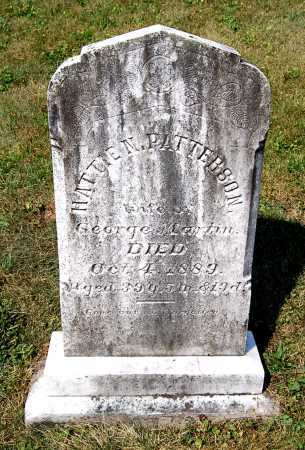 MARTIN, HATTIE N. - Juniata County, Pennsylvania   HATTIE N. MARTIN - Pennsylvania Gravestone Photos