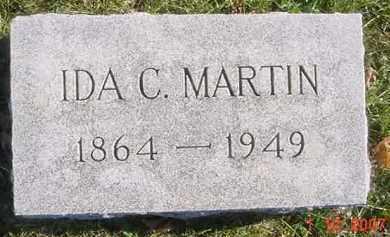 MARTIN, IDA - Juniata County, Pennsylvania | IDA MARTIN - Pennsylvania Gravestone Photos
