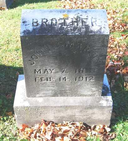 MARTIN, JOHN C. - Juniata County, Pennsylvania | JOHN C. MARTIN - Pennsylvania Gravestone Photos