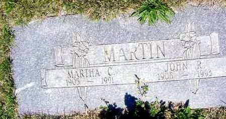 MARTIN, MARTHA C. - Juniata County, Pennsylvania | MARTHA C. MARTIN - Pennsylvania Gravestone Photos