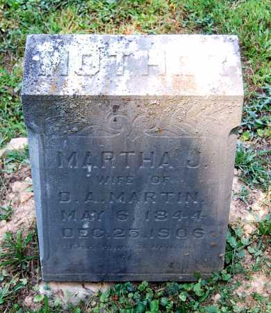 MARTIN, MARTHA JANE - Juniata County, Pennsylvania | MARTHA JANE MARTIN - Pennsylvania Gravestone Photos