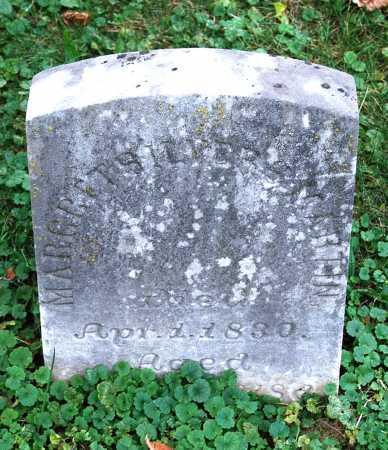 MARTIN, MARGRET SILVERS - Juniata County, Pennsylvania | MARGRET SILVERS MARTIN - Pennsylvania Gravestone Photos