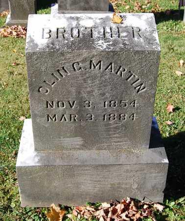 MARTIN, OLIN G. - Juniata County, Pennsylvania   OLIN G. MARTIN - Pennsylvania Gravestone Photos