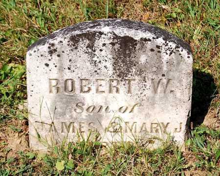 MARTIN, ROBERT W. - Juniata County, Pennsylvania | ROBERT W. MARTIN - Pennsylvania Gravestone Photos