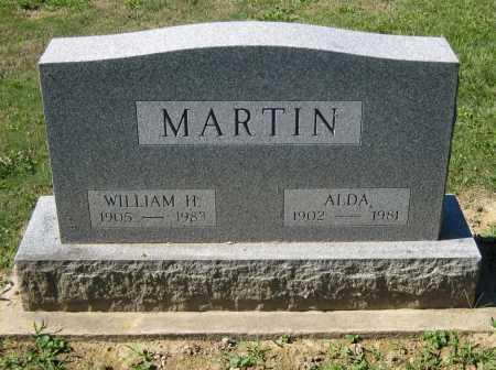 MARTIN, WILLIAM H. - Juniata County, Pennsylvania | WILLIAM H. MARTIN - Pennsylvania Gravestone Photos