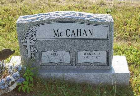 MCCAHAN, DEANNA - Juniata County, Pennsylvania | DEANNA MCCAHAN - Pennsylvania Gravestone Photos