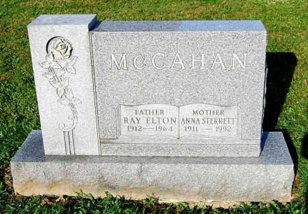 MCCAHAN, RAY ELTON - Juniata County, Pennsylvania | RAY ELTON MCCAHAN - Pennsylvania Gravestone Photos