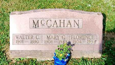 MCCAHAN, MARY G. - Juniata County, Pennsylvania | MARY G. MCCAHAN - Pennsylvania Gravestone Photos
