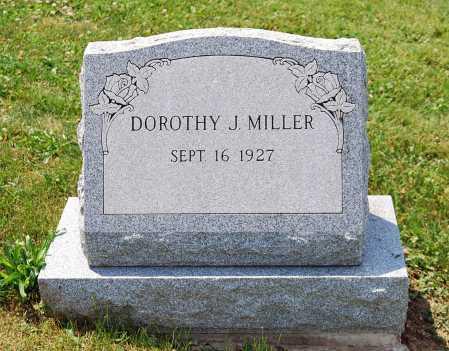 MILLER, DOROTHY J. - Juniata County, Pennsylvania | DOROTHY J. MILLER - Pennsylvania Gravestone Photos