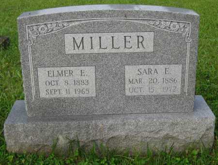 MILLER, ELMER E. - Juniata County, Pennsylvania | ELMER E. MILLER - Pennsylvania Gravestone Photos