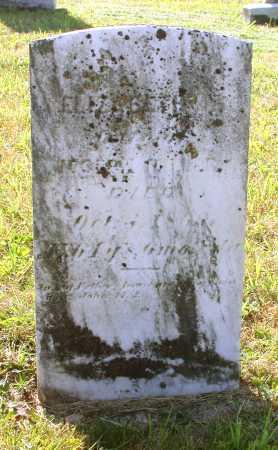 MILLER, ELIZABETH - Juniata County, Pennsylvania | ELIZABETH MILLER - Pennsylvania Gravestone Photos