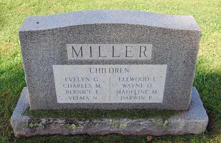 MILLER, ELWOOD L. - Juniata County, Pennsylvania | ELWOOD L. MILLER - Pennsylvania Gravestone Photos