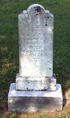 MILLER, HARRY EDWARD - Juniata County, Pennsylvania | HARRY EDWARD MILLER - Pennsylvania Gravestone Photos