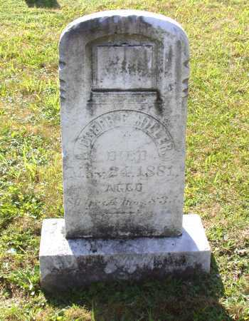 MILLER, JOSEPH C. - Juniata County, Pennsylvania   JOSEPH C. MILLER - Pennsylvania Gravestone Photos