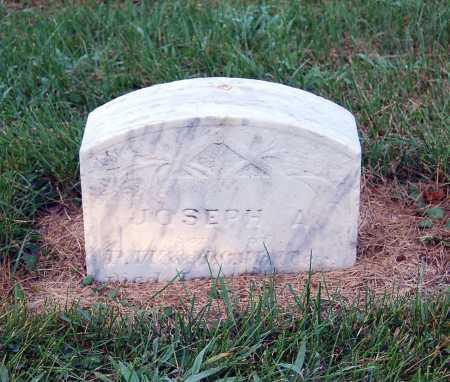 MILLER, JOSEPH A. - Juniata County, Pennsylvania | JOSEPH A. MILLER - Pennsylvania Gravestone Photos