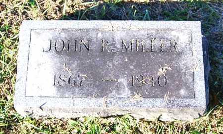 MILLER, JOHN R. - Juniata County, Pennsylvania | JOHN R. MILLER - Pennsylvania Gravestone Photos