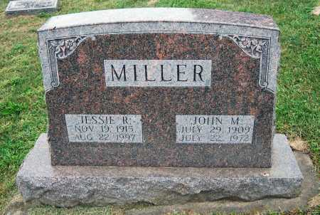 MILLER, JESSIE R - Juniata County, Pennsylvania | JESSIE R MILLER - Pennsylvania Gravestone Photos