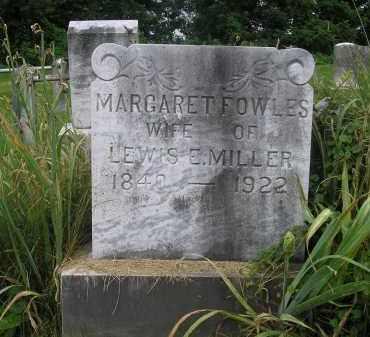 MILLER, MARGARET - Juniata County, Pennsylvania   MARGARET MILLER - Pennsylvania Gravestone Photos