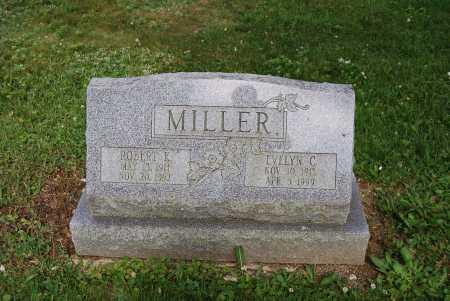 MILLER, EVELYN MAY - Juniata County, Pennsylvania | EVELYN MAY MILLER - Pennsylvania Gravestone Photos
