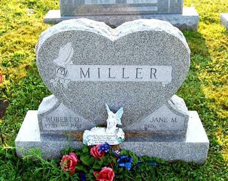 MILLER, ROBERT O. - Juniata County, Pennsylvania | ROBERT O. MILLER - Pennsylvania Gravestone Photos