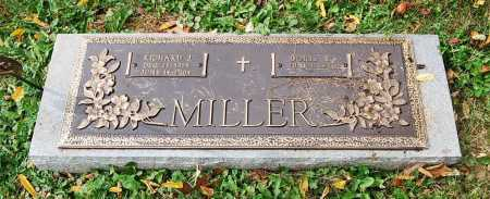 MILLER, DORIS E. - Juniata County, Pennsylvania | DORIS E. MILLER - Pennsylvania Gravestone Photos