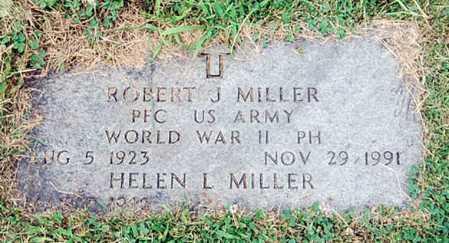 MILLER, HELEN L. - Juniata County, Pennsylvania | HELEN L. MILLER - Pennsylvania Gravestone Photos